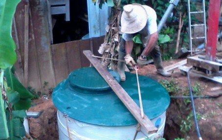 Installation aux Antilles